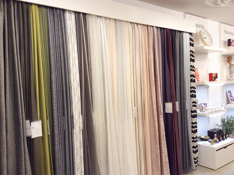 こだわりの素材とカラーでお部屋をコーディネート!サンゲツのカーテンをご紹介します♪