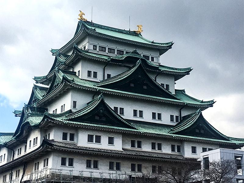 見ごたえ十分!名古屋城の本丸御殿を見学してきました♪